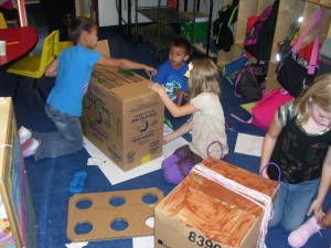 Daycare Art Program in Colorado Springs