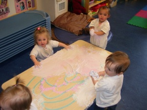 Child Care Art Program in Colorado Springs