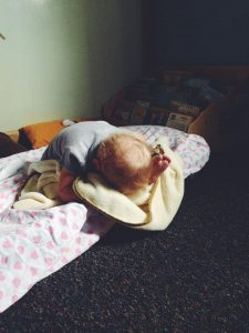 Nap time is a necessity for young children!