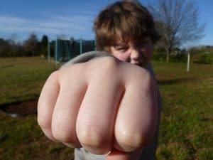 I did it all by myself! Fist bump!
