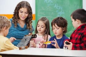 What do Kids Learn in Preschool in Colorado Springs-min