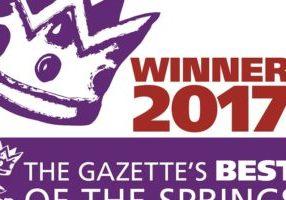 2017 Winner Best of the Springs