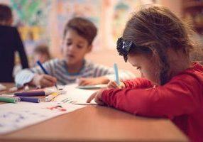 Preschool program Young Scholars Academy